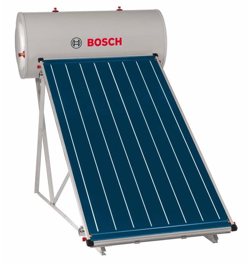 Ηλιακός Θερμοσίφωνας Bοsch TSS - Προσφορά