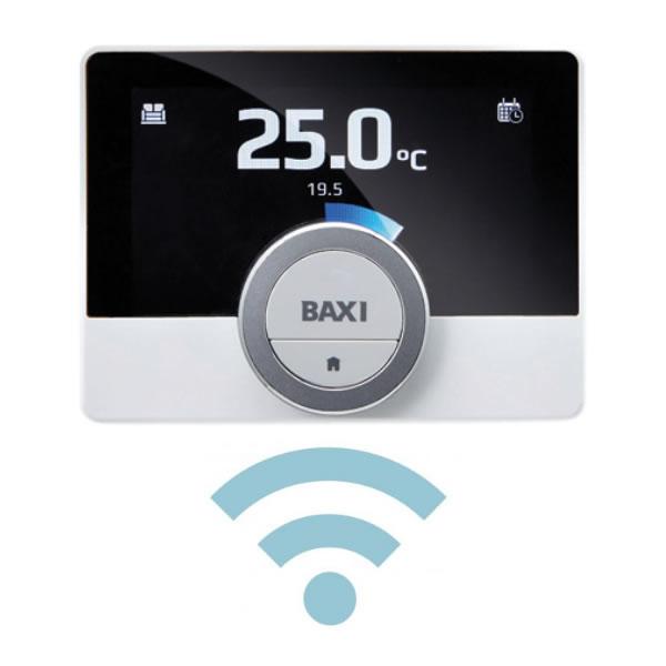 Wi Fi θερμοστάτης BAXI MAGO
